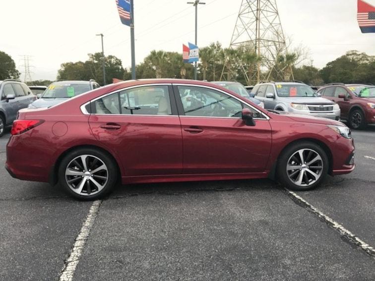 New 2019 Subaru Legacy 2.5i Limited Sedan For Sale/Lease Pensacola, FL