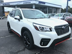 New 2019 Subaru Forester Sport SUV for sale in Pensacola, FL