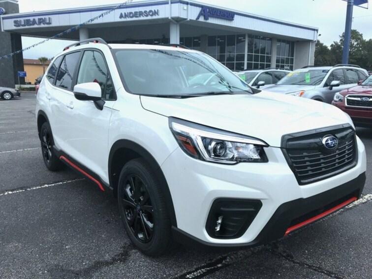 New 2019 Subaru Forester Sport SUV For Sale/Lease Pensacola, FL