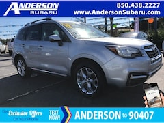 Certified Pre-Owned 2017 Subaru Forester Touring SUV JF2SJAWCXHH568798 for Sale in Pensacola