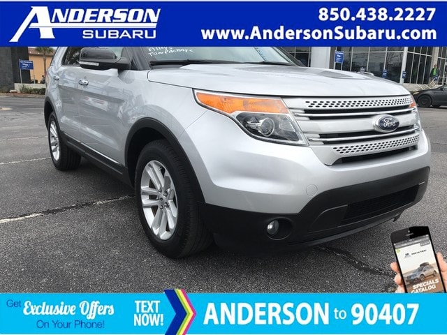 Used 2014 Ford Explorer Xlt For Sale In Pensacola Fl Vin. Used 2014 Ford Explorer Pensacola Fl. Ford. Ford Explorer Rear Suspension Parts Diagrams At Scoala.co