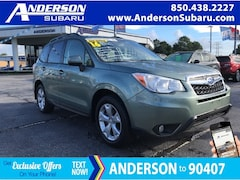 Certified Pre-Owned 2016 Subaru Forester 2.5i Premium SUV JF2SJADC5GG469586 for Sale in Pensacola