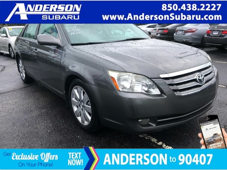 Used 2006 Toyota Avalon XLS Sedan Pensacola, FL