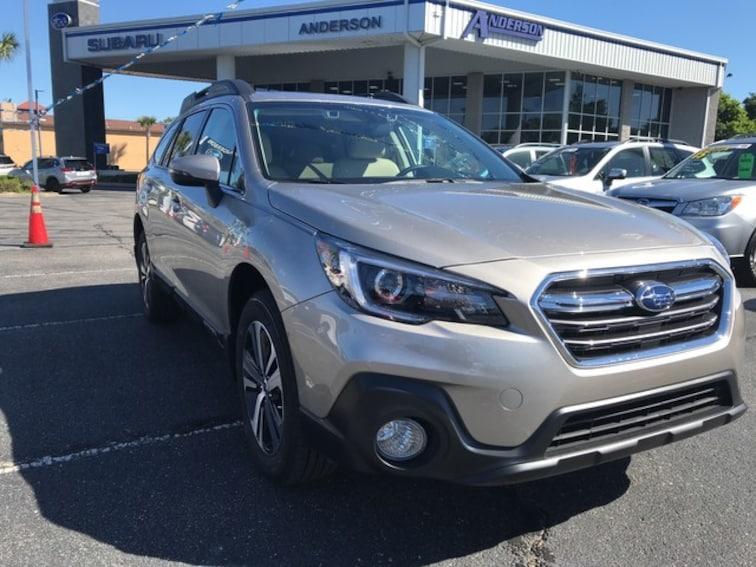 New 2019 Subaru Outback 2.5i Limited SUV For Sale/Lease Pensacola, FL