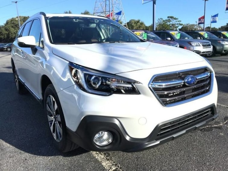 New 2019 Subaru Outback 3.6R Touring SUV For Sale/Lease Pensacola, FL