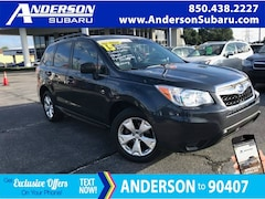 Certified Pre-Owned 2015 Subaru Forester 2.5i SUV JF2SJABC2FH587574 for Sale in Pensacola