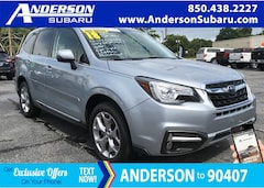 Certified Pre-Owned 2018 Subaru Forester Touring SUV JF2SJAWC6JH507485 for Sale in Pensacola