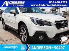 Certified Pre-Owned 2018 Subaru Outback Limited SUV 4S4BSANC1J3357002 for Sale in Pensacola
