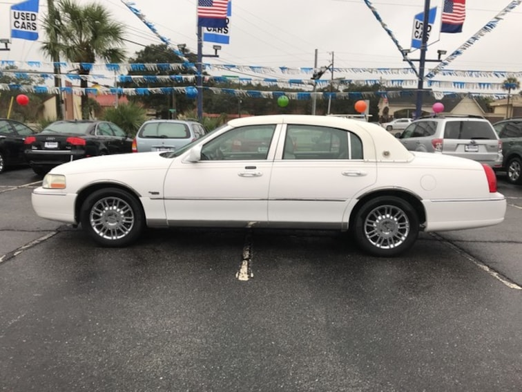 Used 2008 Lincoln Town Car Limited For Sale In Pensacola Fl Vin