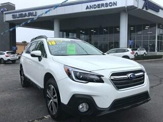 2018 Subaru Outback Limited SUV