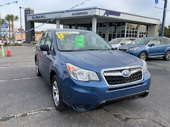 Certified Pre-Owned 2015 Subaru Forester 2.5i SUV JF2SJAAC2FH457750 for Sale in Pensacola