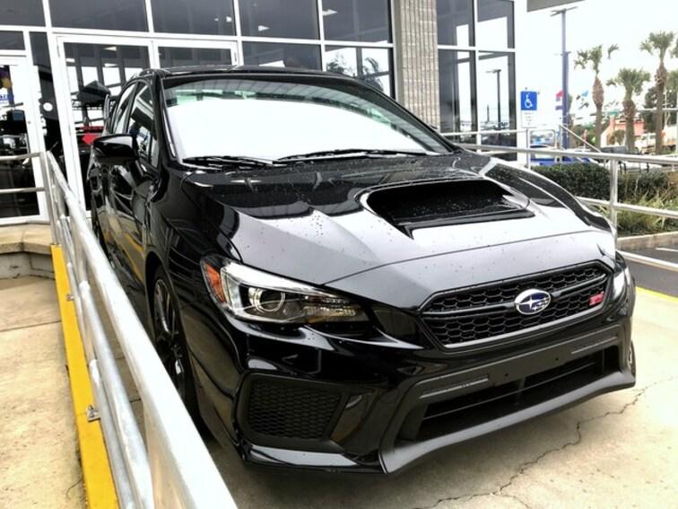 New 2019 Subaru WRX STI Sedan For Sale/Lease Pensacola, FL