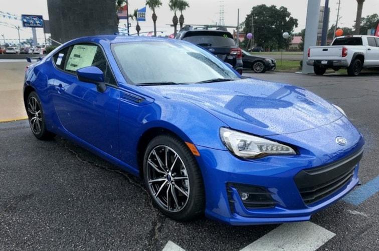 New 2018 Subaru BRZ Limited Coupe For Sale/Lease Pensacola, FL