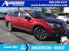 Certified Pre-Owned 2016 Subaru Outback 2.5i Limited SUV 4S4BSANC5G3355312 for Sale in Pensacola