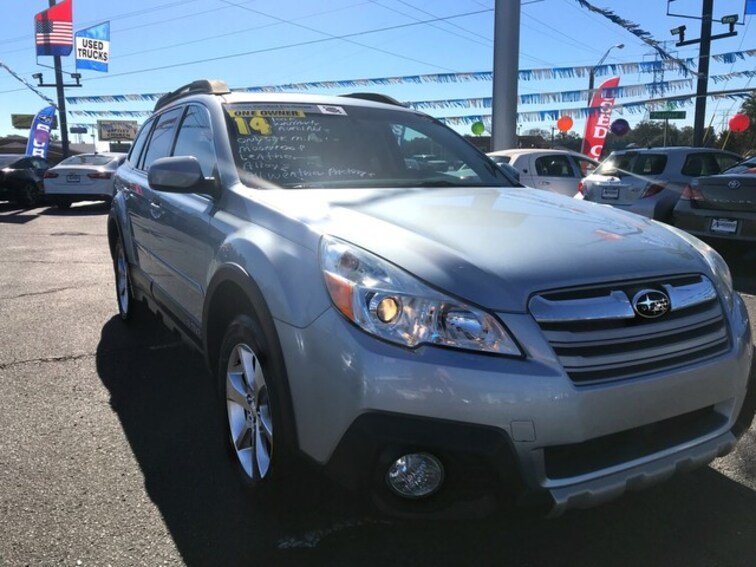 Used 2014 Subaru Outback 2.5i Limited Sedan Pensacola, FL