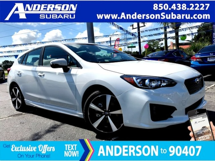 New 2019 Subaru Impreza 2.0i Sport 5-door For Sale/Lease Pensacola, FL