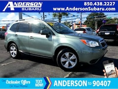 Certified Pre-Owned 2014 Subaru Forester 2.5i Touring SUV JF2SJAPC3EH494117 for Sale in Pensacola