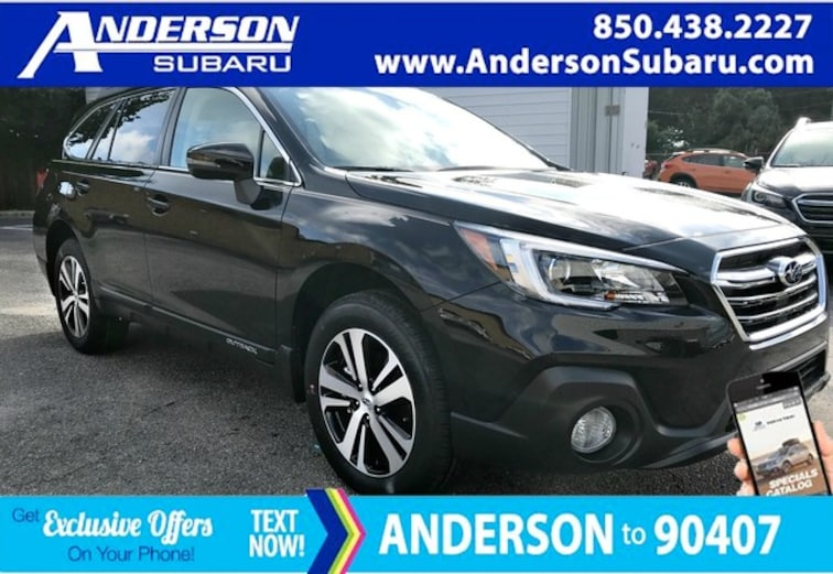 New 2019 Subaru Outback 3 6r Limited For Sale Lease In Pensacola Fl