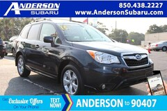 Certified Pre-Owned 2015 Subaru Forester 2.5i Premium SUV JF2SJADC8FH573465 for Sale in Pensacola
