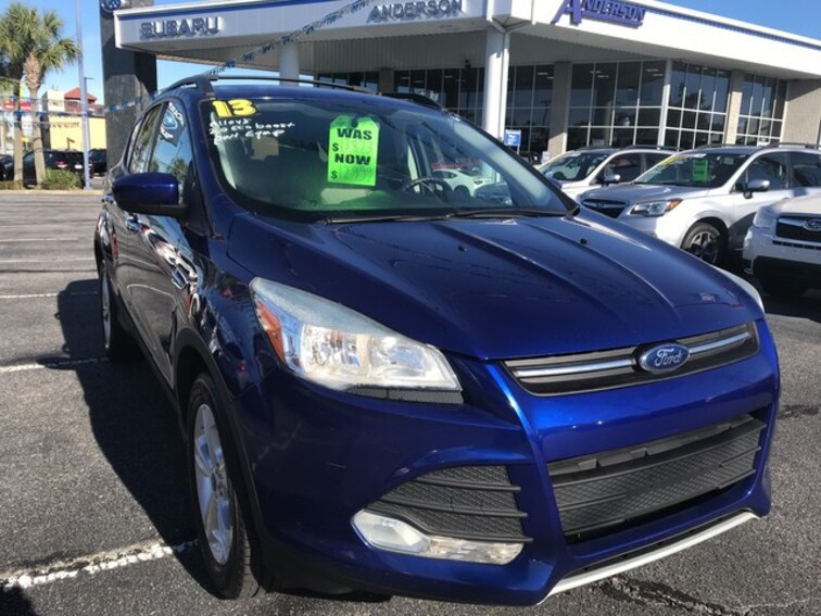 Used 2013 Ford Escape SE SUV Pensacola, FL