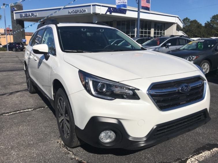 New 2019 Subaru Outback 2.5i Limited SUV For Sale/Lease Pensacola, FL