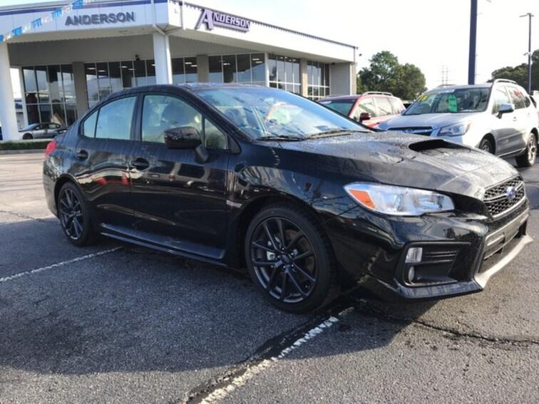 New 2019 Subaru WRX Premium (M6) Sedan For Sale/Lease Pensacola, FL