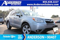 Certified Pre-Owned 2015 Subaru Forester 2.5i Limited SUV JF2SJARC3FH815295 for Sale in Pensacola
