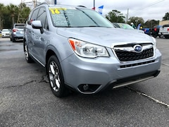Certified Pre-Owned 2016 Subaru Forester 2.5i Touring SUV JF2SJAXC5GH466029 for Sale in Pensacola