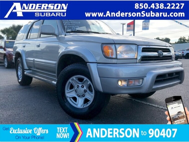 Used 2000 Toyota 4Runner Limited SUV Pensacola, FL