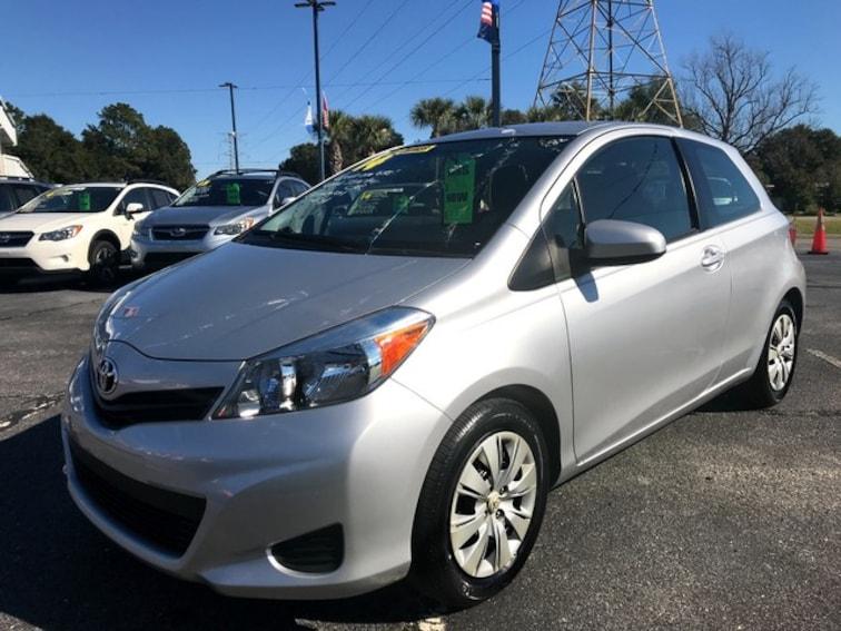 Used 2014 Toyota Yaris L Coupe Pensacola, FL