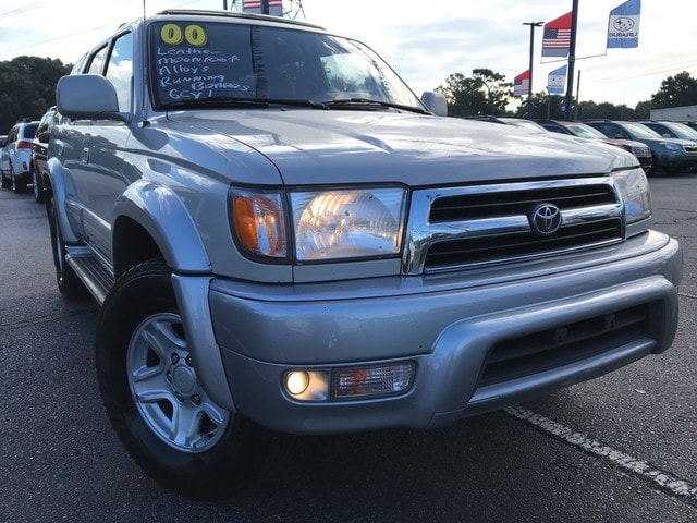 ... Used 2000 Toyota 4Runner Limited SUV Pensacola, FL ...