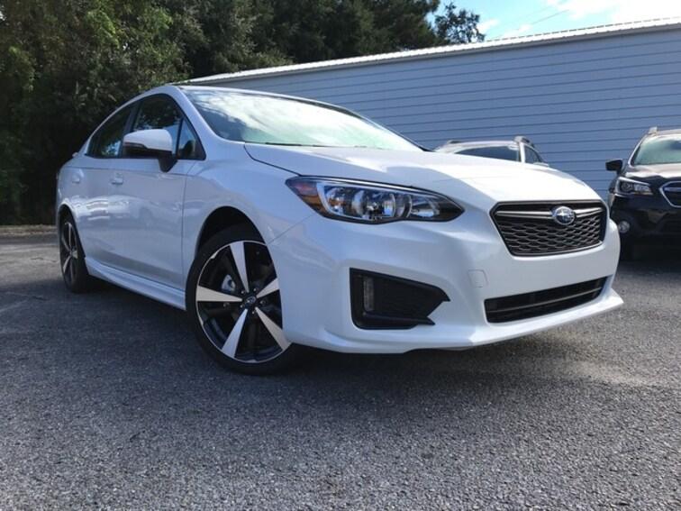 New 2019 Subaru Impreza 2.0i Sport Sedan For Sale/Lease Pensacola, FL