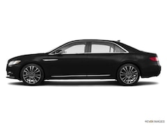 Used 2018 Lincoln Continental Reserve Sedan AWD