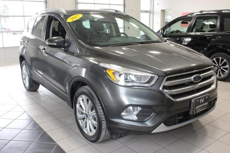2017 Ford Escape Titanium SUV 4WD