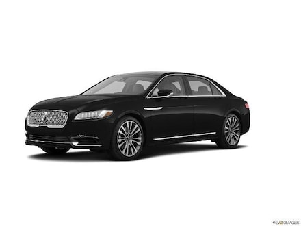 2018 Lincoln Continental Reserve Sedan AWD
