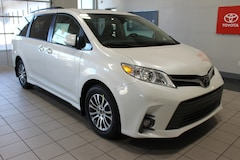 New 2019 Toyota Sienna XLE 8 Passenger Van for sale Philadelphia