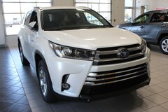 New 2019 Toyota Highlander Hybrid Limited V6 SUV