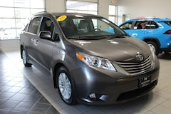 2016 Toyota Sienna XLE 8 Passenger Van