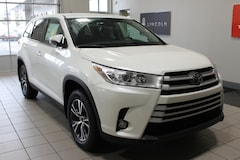 New 2019 Toyota Highlander LE Plus V6 SUV for sale Philadelphia