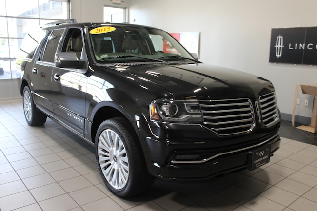 2015 Lincoln Navigator L SUV