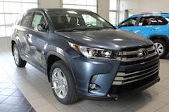 New 2019 Toyota Highlander Limited V6 SUV