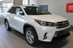 New 2019 Toyota Highlander SUV