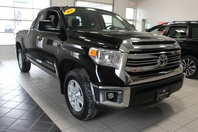 2016 Toyota Tundra SR5 5.7L V8 w/FFV Truck Double Cab