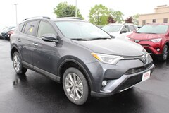 New 2018 Toyota RAV4 Limited SUV in Easton, MD