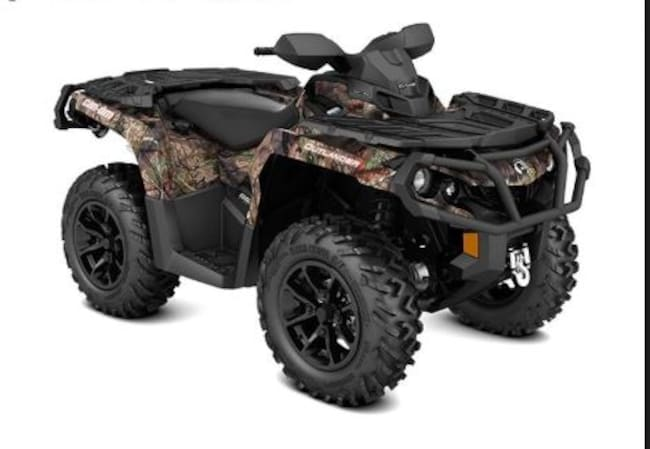 2019 CAN-AM Outlander 850 XT