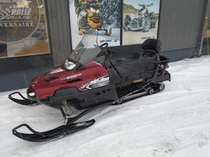 2009 SKI-DOO EXPEDITION TUV 600 SDI
