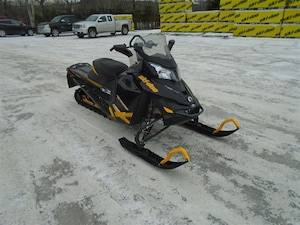2013 SKI-DOO RENEGADE BACKCOUNTRY X  800R E-TEC
