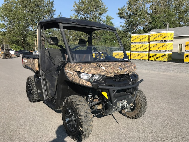 2018 CAN-AM Defender XT HD10 DÉMO