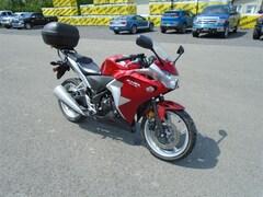 2011 HONDA CBR250