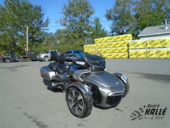 2017 CAN-AM Spyder F3-T SE6 DÉMO